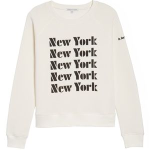 Rebecca Minkoff New York Is For Lovers Sweatshirt